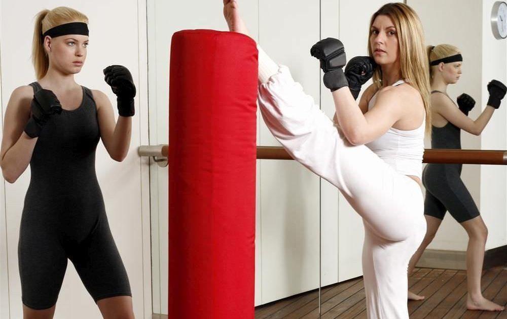 Frauen Kickboxen Bergisch Gladbach Köln