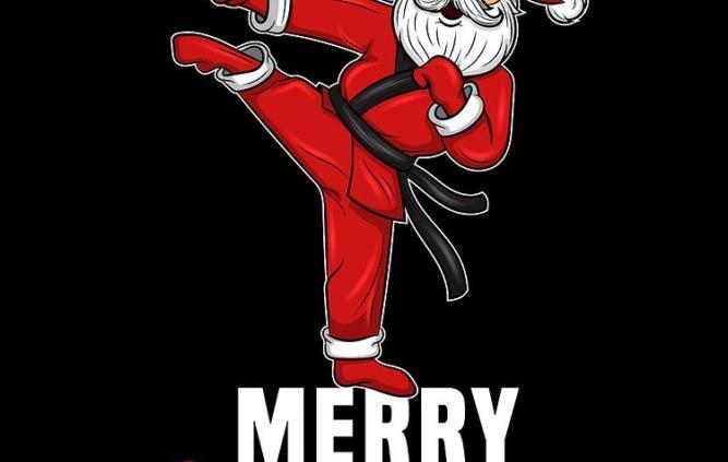 frohe kickboxen weihnachten in köln